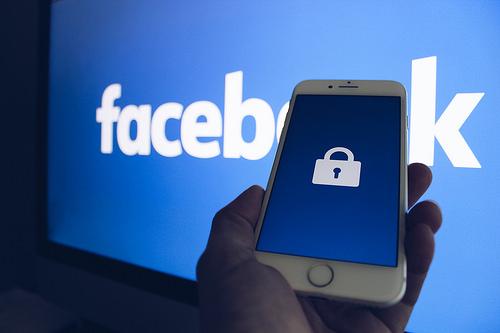 facebook data security
