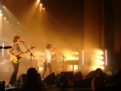 Arctic Monkeys - Brixton 26th August 2009